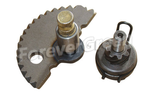 40112E 20T Starter Shaft+8Tooth Idle Gear