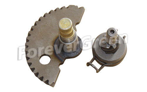 40112F 21T Starter Shaft+7Tooth Idle Gear
