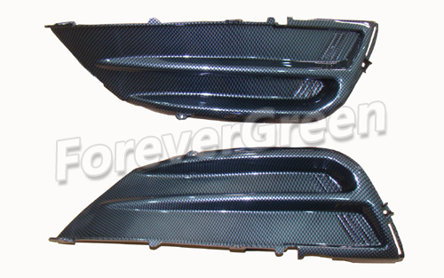 CF005A Rear Grill Cover(Old style) (Carbon Fiber)