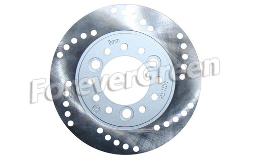 21033A Rear Disk Plate 58x180x4
