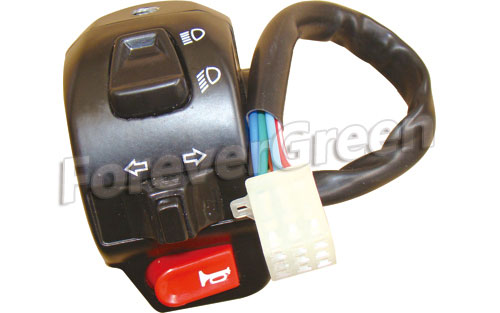 41097A Left Handle Switch Assy