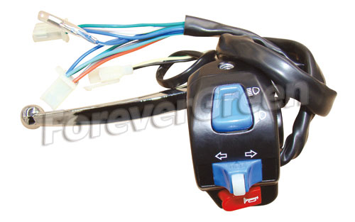42097 L. Handle Switch Assy