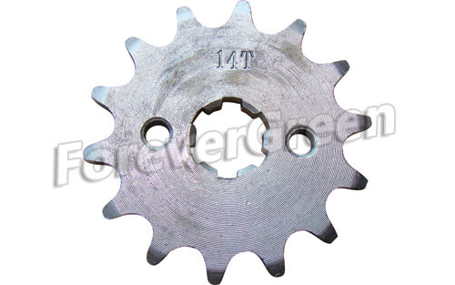 52031C Sprocket 420-14T 17mm