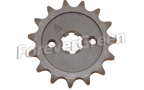 52060 Drive Sprocket 428-15T 17mm ATV 70cc