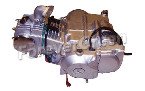 57000A Electric Start,Down Auto Engine 125cc