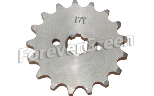 57031F Sprocket 420-17T 17mm