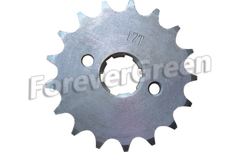 57031L Sprocket 428-17T 20mm