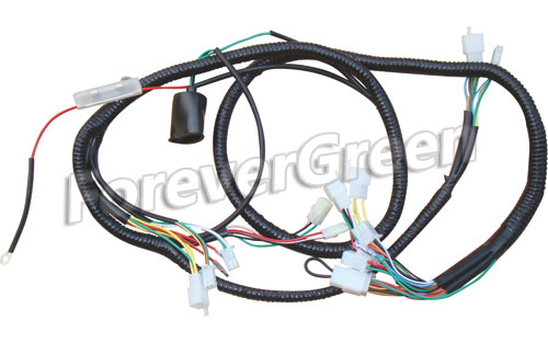 61056 Harness Wire For 6Wires 11Poles Regulator