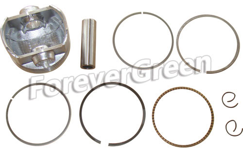 67007A Piston(with piston pin,Snap Ring Piston Rings)