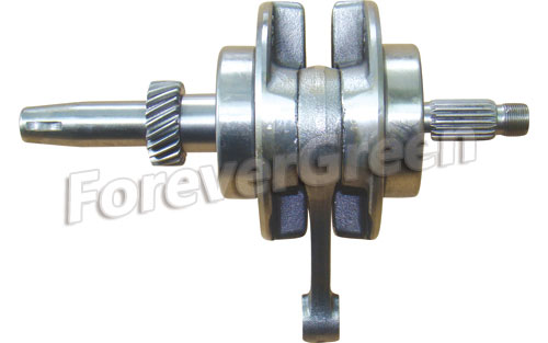 67010 Air Cooled Crankshaft