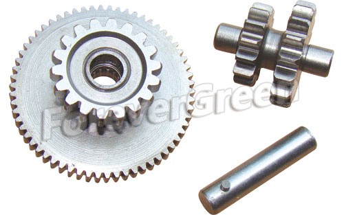 67011 Dual Gear 18Tooth