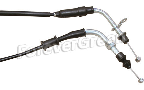 CA012 Scooter Throttle Cable Type 6