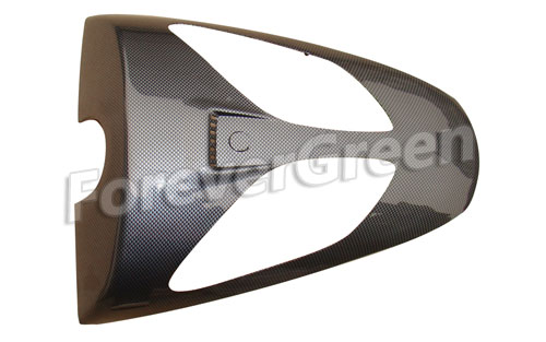CF004 Headlight Front Cover(Old Style)(Carbon Fiber)
