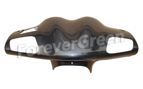 CF007 Front Instrument Cover (Carbon Fiber)