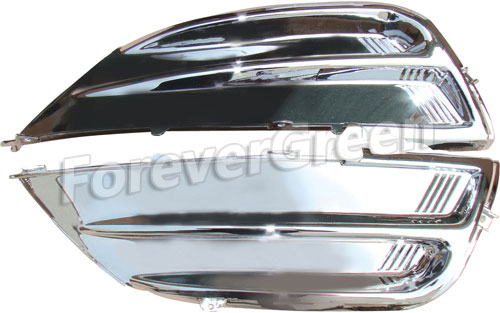 CH024 Chrome Rear Grill(Old Style)