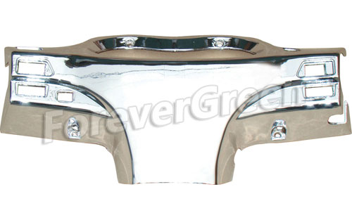 CH028 Chrome Rear Instrument Cover(Old Style)