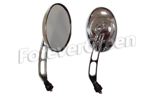 MI042 Chrome Mirror(10mm) QCM-N024